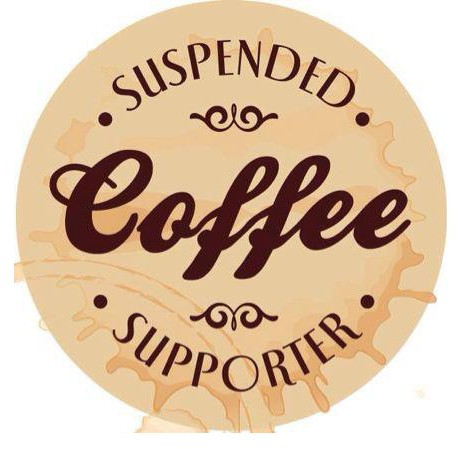 Support Suspended Coffee